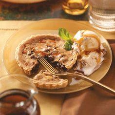 Maple Butter Tarts Recipe