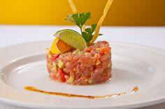 Yellow fin tuna ceviche #manuels