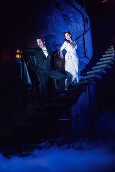 music, cooper grodin, phantom of the opera us tour, minneapolis, julia udin, phantom obsess, apples, chicago, broadway