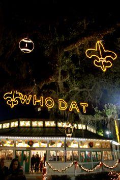Celebration in the Oaks, New Orleans City Park.