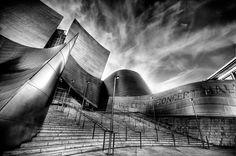 Walt Disney Concert Hall, LA , CA