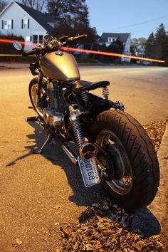honda rebel put on new frame | Suspension Options for '86 450 - Honda Rebel Forum