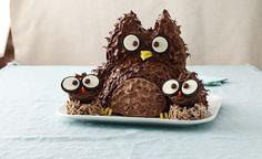 Owl with Babies Cake  | Safeway