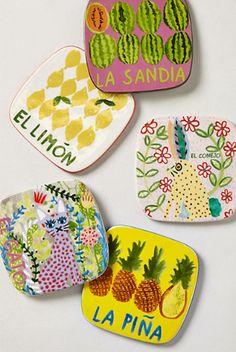 Paloma Coasters