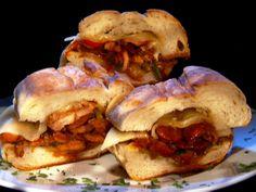 Jambalaya Sandwich Recipe : Guy Fieri : Recipes : Food Network