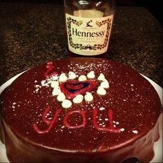 hennessy chocolate cake recipe