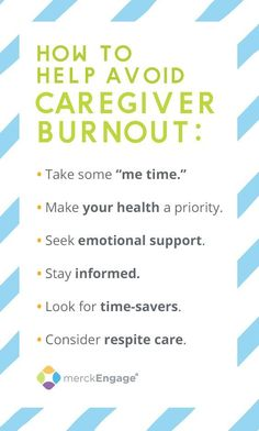 Caregiver Burnout: S