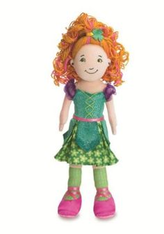 Manhattan Toy Irish Steppin' Adelaene by Manhattan Toy. $19.99. Inspires fun, creative play in your young child. A soft bodied doll for your little girl. Part of the Groovy Girl Collection by Manhattan Toy Company. From the Manufacturer                Steppin' her way into the Irish beat, Adelaene wows the crowd with her dancing ability. Dressed in her lovely green dress, she is ready for every fun dancing occasion.                                    Product De...