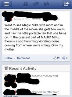 Magic Magic Mike