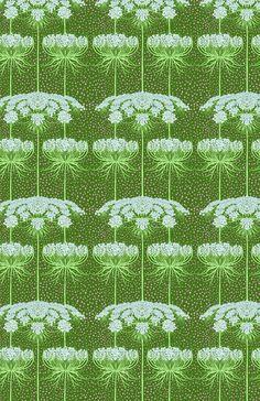 folk florals and forrest inspired pattern #FlowerShop