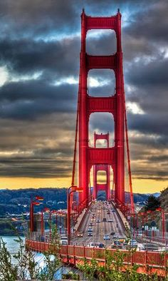 Golden Gate Bridge San Francisco California. Yes