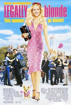Legally Blonde (2001 DSR Witherspoon)