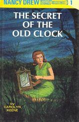 Nancy Drew mysteries...