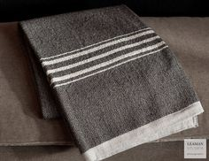 Wrap up in a handwoven blanket.