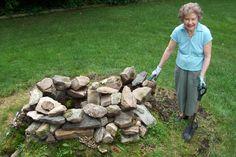 Rocking the Garden at 90