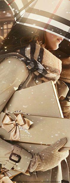Burberry for Christmas ♥✤