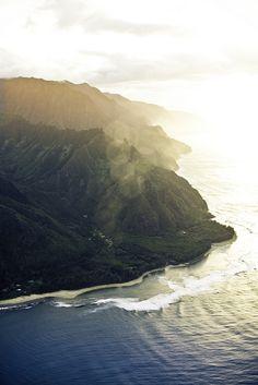 North Shore, Kauai, Hawaii, USA