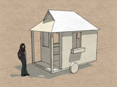 Cabin Trailer - plans to DIY