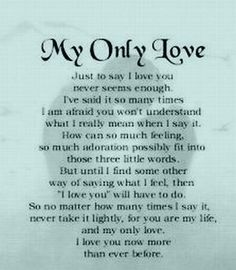 So much more then words :)