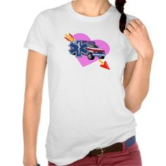 EMS Heart of Care Tee Shirt