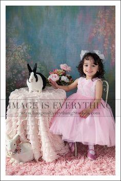 Bunny Love ~ NJ Child Easter Portrait Photographer