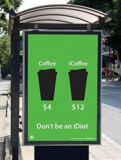 iCoffee for iDiots