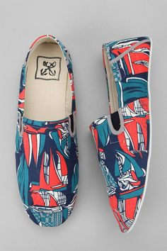 anchor slip-on shoes at urban outfitters