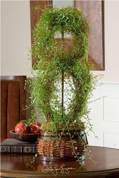 Uttermost Angel Vine Wreath Planter
