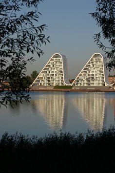 Vejle, Denmark by Henning Larsen Architects