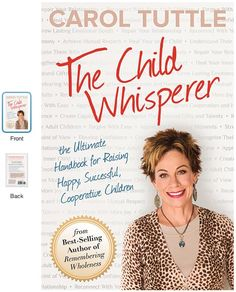 The Child Whisperer- new book about parenting true to your child's type and honoring their nature