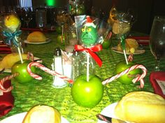 Grinch party | Grinch dinner party! | Grinch Christmas