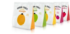 urban fruit packaging