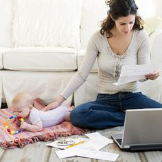 Setting Up a Family Budget - Here's how to make one — and how to stick to it.