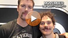 Who do you think has the best Movember Mustache?