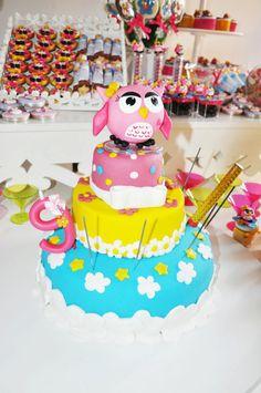 Night Owl Sleepover Party via Karas Party Ideas   KarasPartyIdeas.com #night #owl #sleepover #party (20)