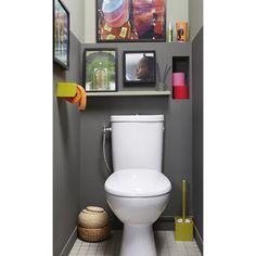 WC cuvette PERLINE Club design | Leroy Merlin 119€