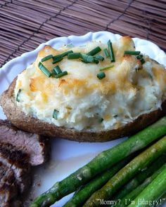 MIH Recipe Blog: Twice Baked Potatoes