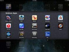 Some Of The Wonderful iPad Apps We Are Using In 7th Grade Science This Year