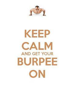 Burpees <3