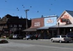 Downtown Colfax, CA - http://www.placercountyhomesandland.com/colfax-homes-for-sale.php