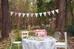 Whimsical Tea Party