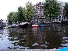 Amsterdam em outubro/2010