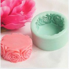 3D Soap Mold Mould Silicone Mold Flexible Mold Cake.