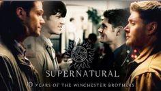 10 Years #Supernatural