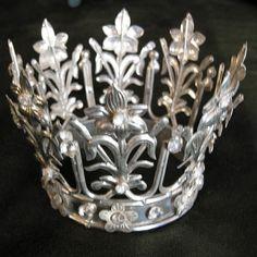 crown glori, princess crowns, crown fit, the queen, silver crown