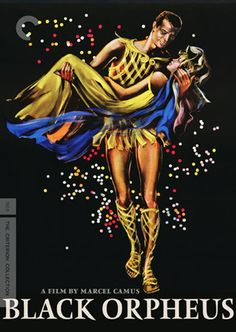 The legend of Orpheus and Eurydice set in Rio de Janeiro at Carnival time. DVD 409