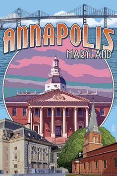 Annapolis, Maryland -