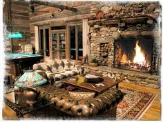 western home | Rustic Home Decorating |Rustic Home Interior and Decor Ideas | Design ...