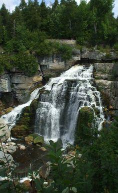 Sauble Falls, Lake Huron