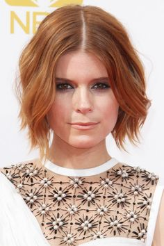 Baby Bob Hairstyle - Celebrity Short Hair Trend